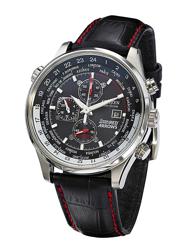 Citizen Eco-Drive Red Arrows Watch
