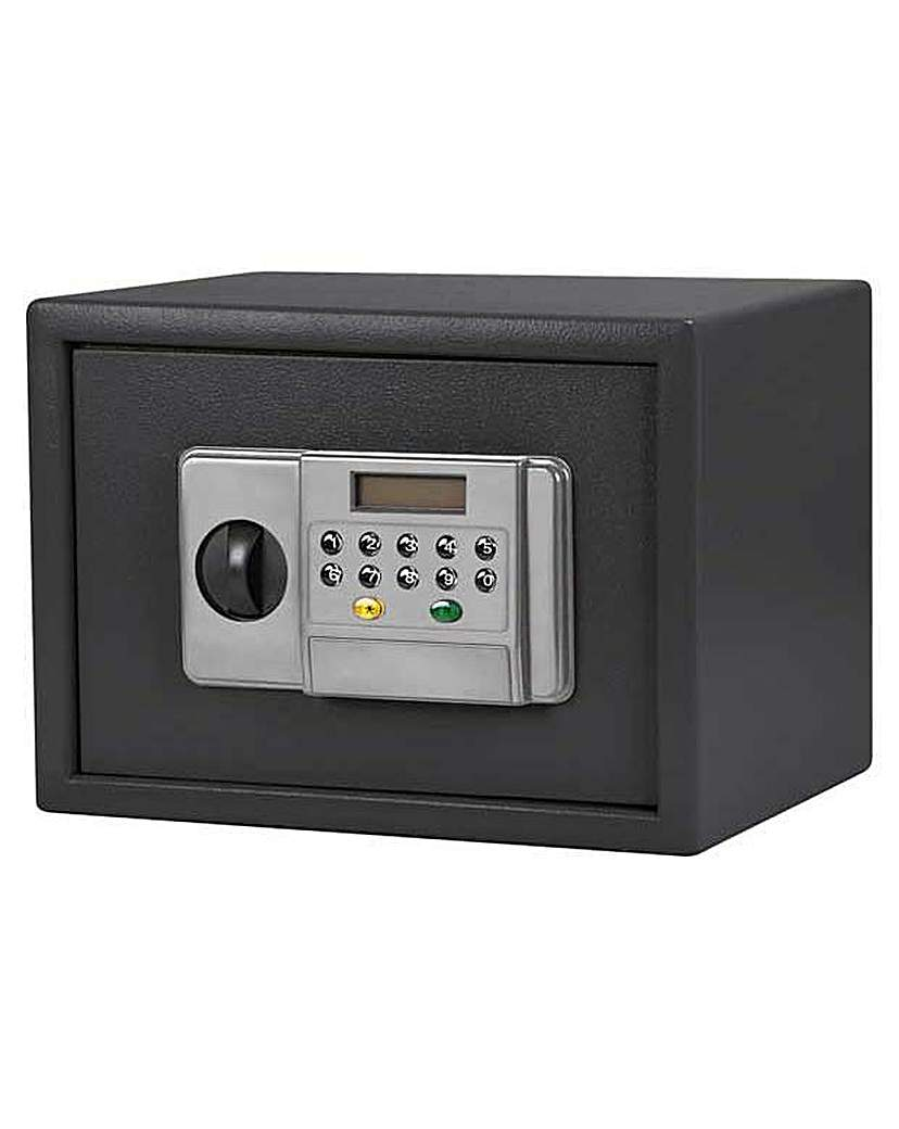 Electronic Digital Safe with LCD Display