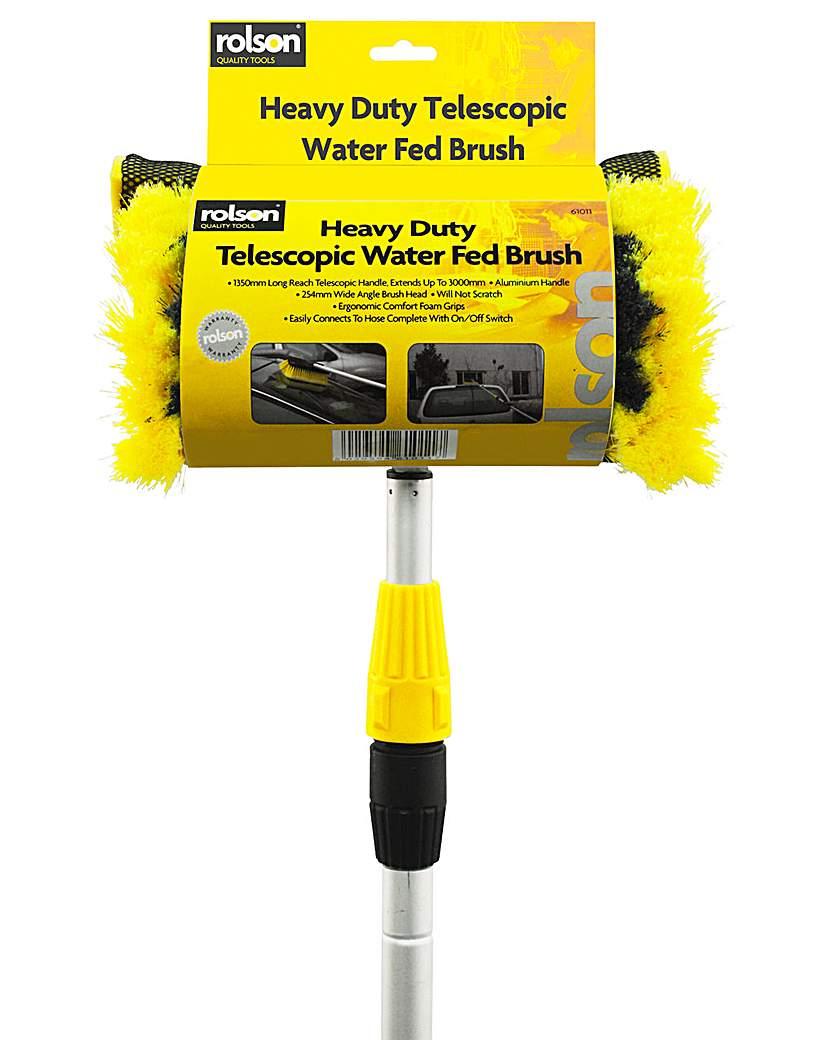 Rolson Water Fed Wash Brush 3m