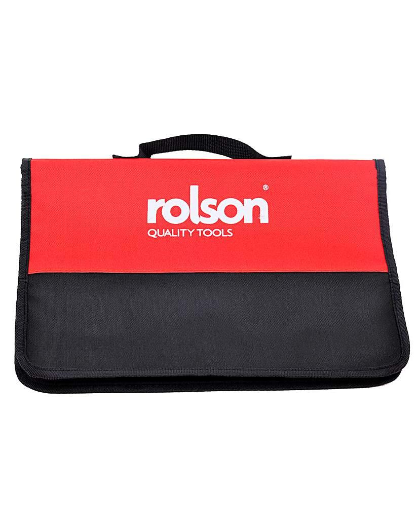Rolson 100pc Screwdriver & Bit Set
