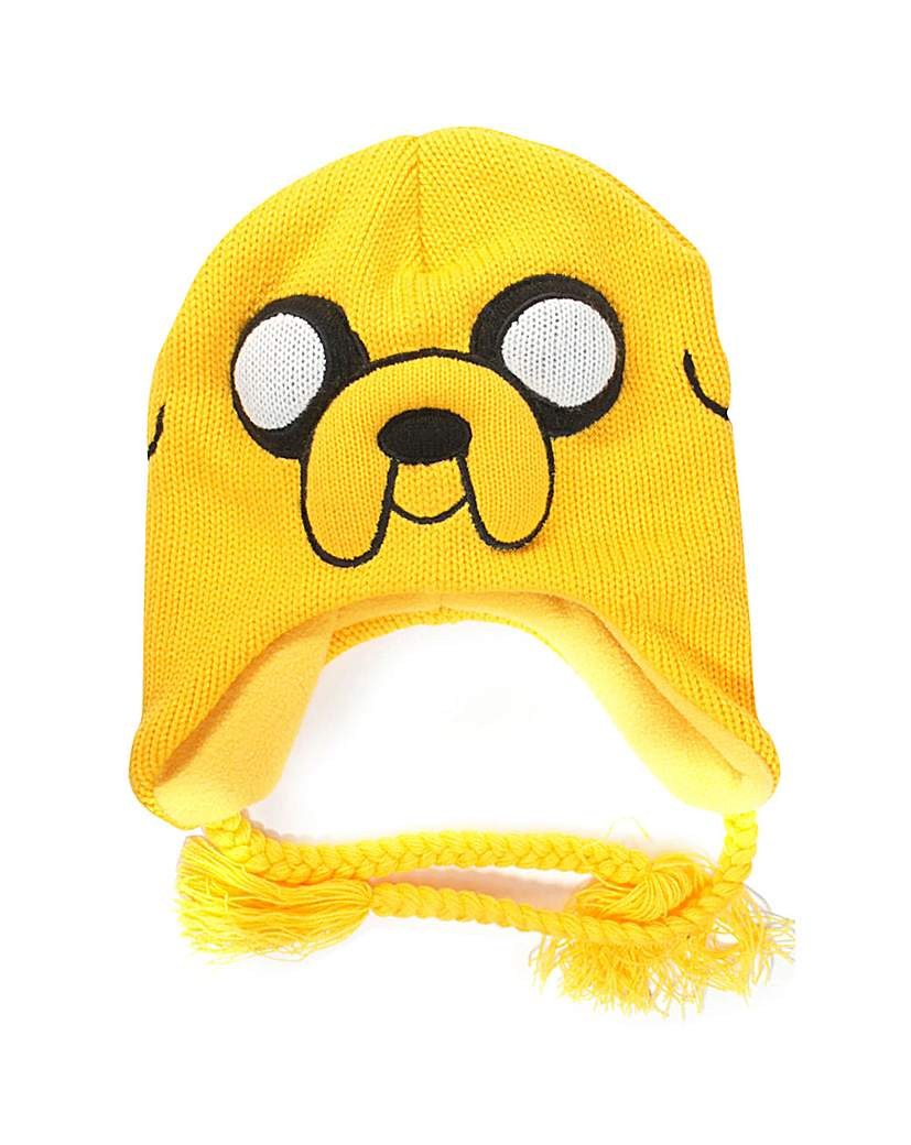 Image of Adventure Time Jake Acrylic Beanie Hat