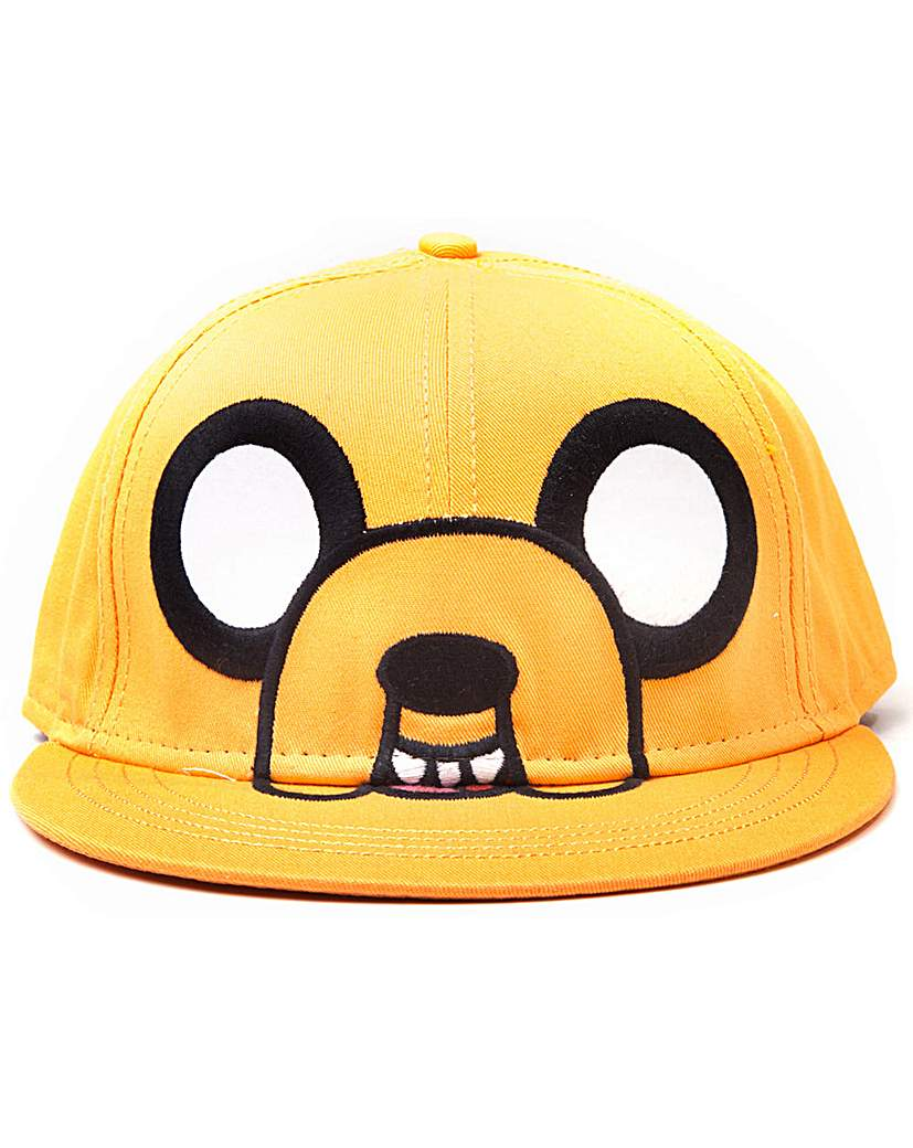 Image of Adventure Time Jake Cotton Cap, Orange