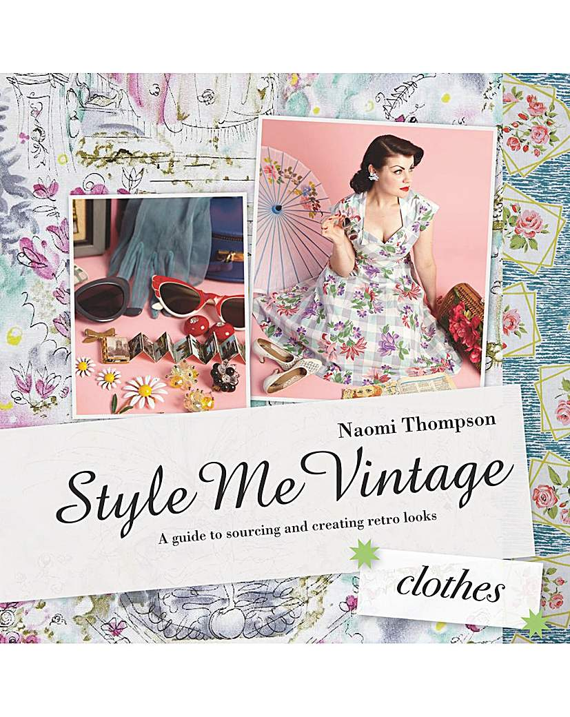 Product photo of Style me vintage clothes