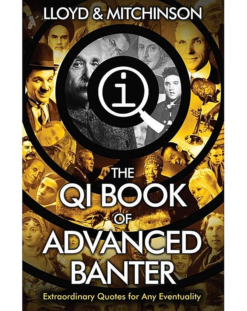 Image of THE QI BOOK OF ADVANCED BANTER