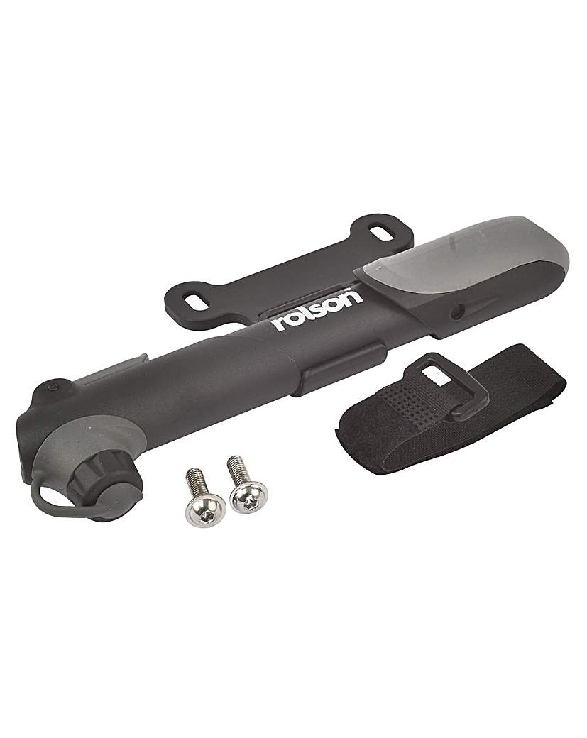 Image of Rolson Bicycle Hand Pump