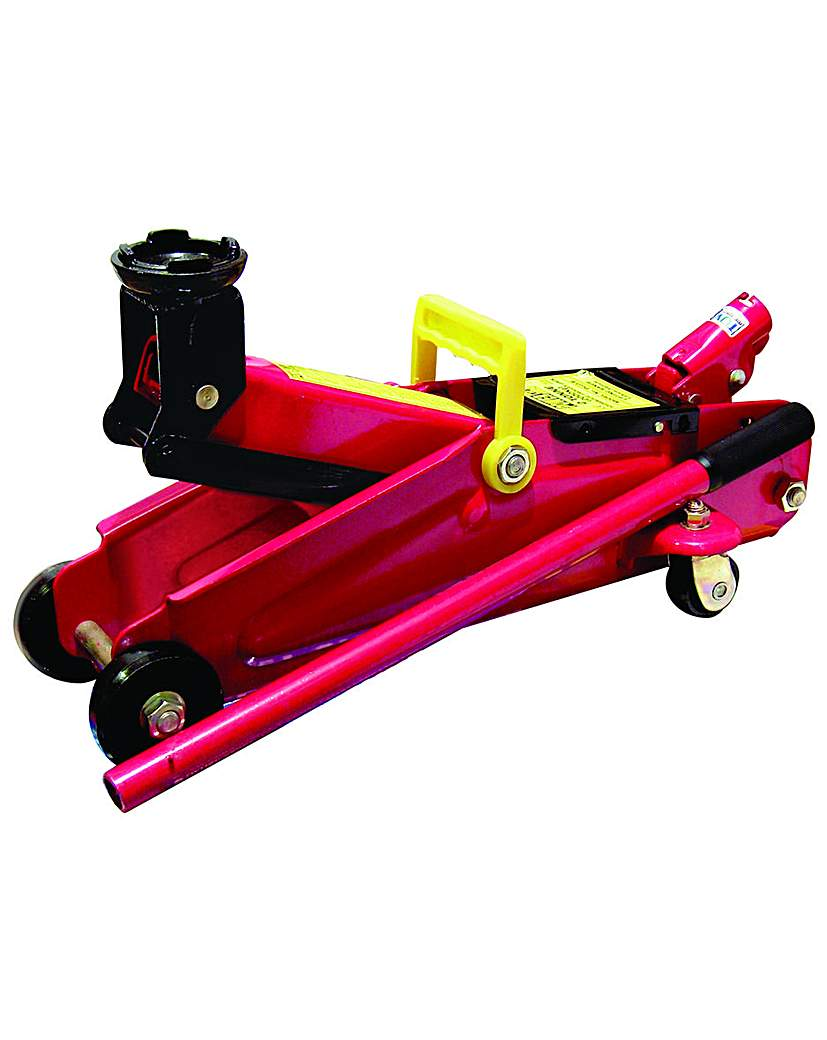 Image of 1.5 Tonne Trolley Jack in Colour Box