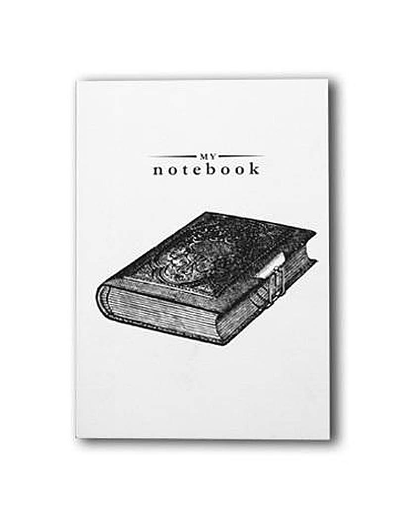 Victoriana A6 notebook My Notebook