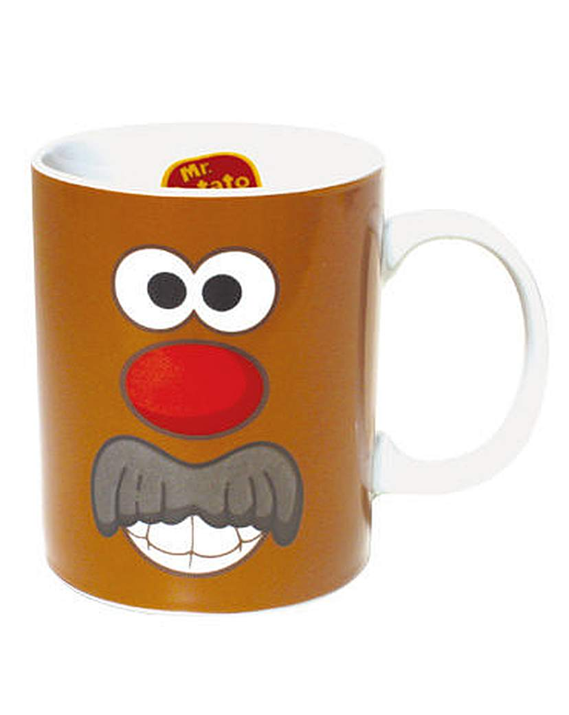 Image of Mr Potato Head Porcelain Mug