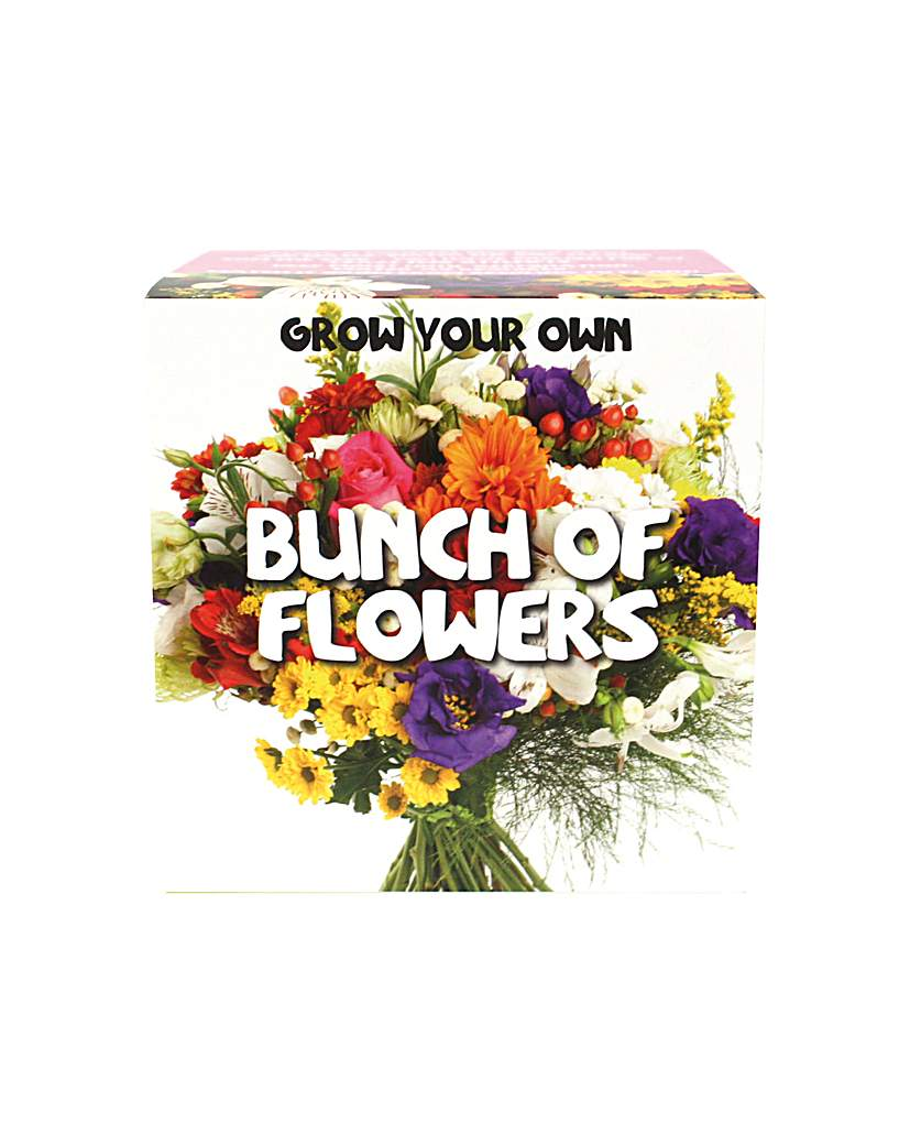 Grow Your Own Bunch of Flowers