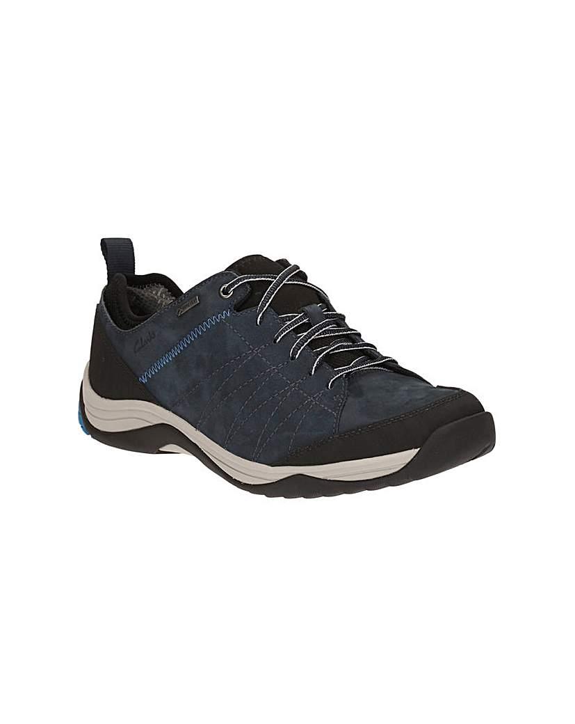 Men's Footwear Clarks BaystoneLo GTX Shoes