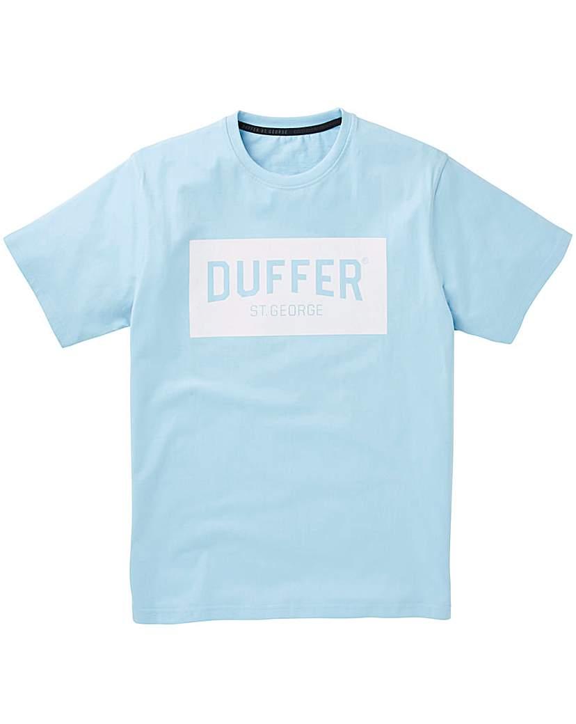 Duffer Brisk Print T-Shirt Regular