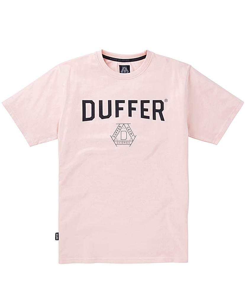 Duffer Pinner Print T-Shirt Regular.