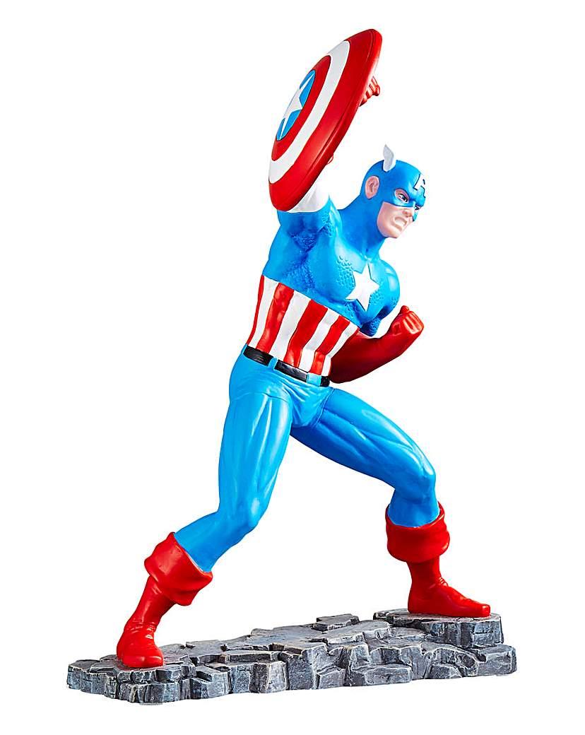 Image of Captain America Figurine