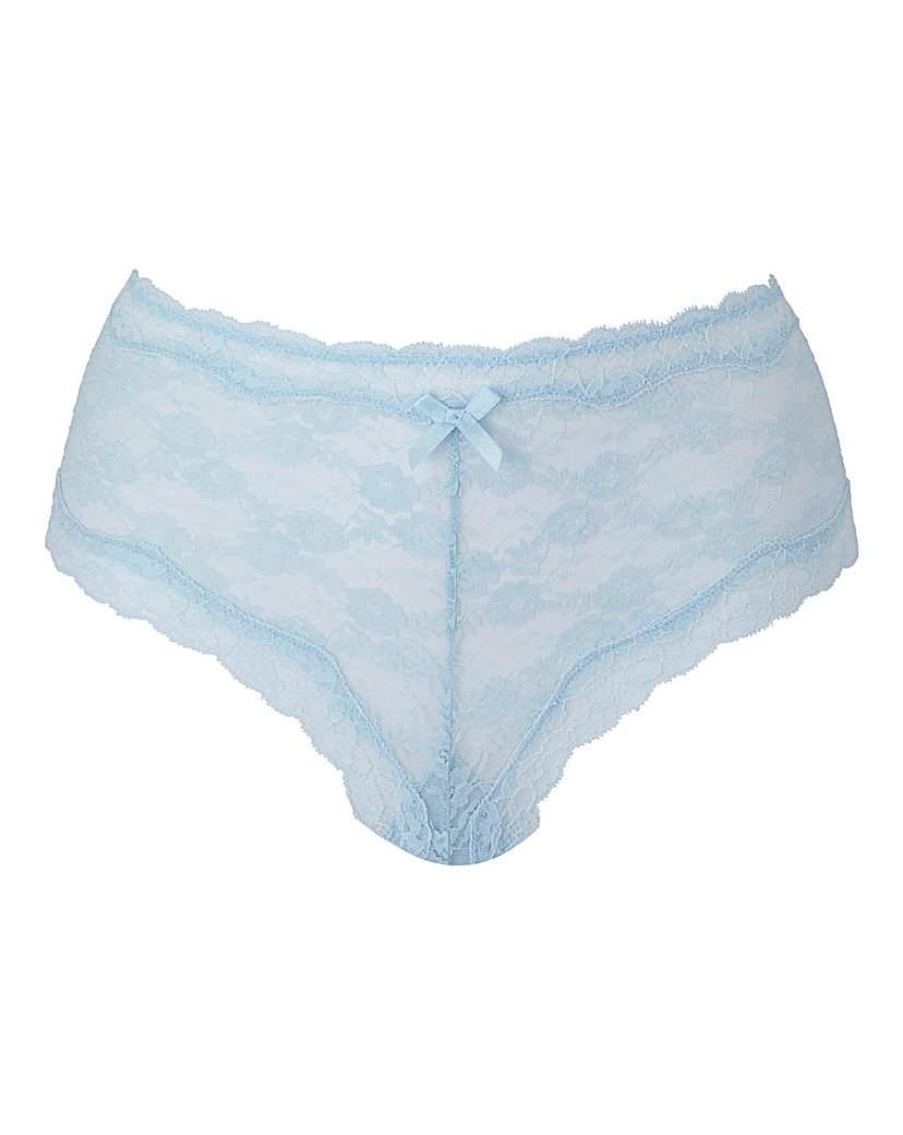 Naturally Close Lace Shorts