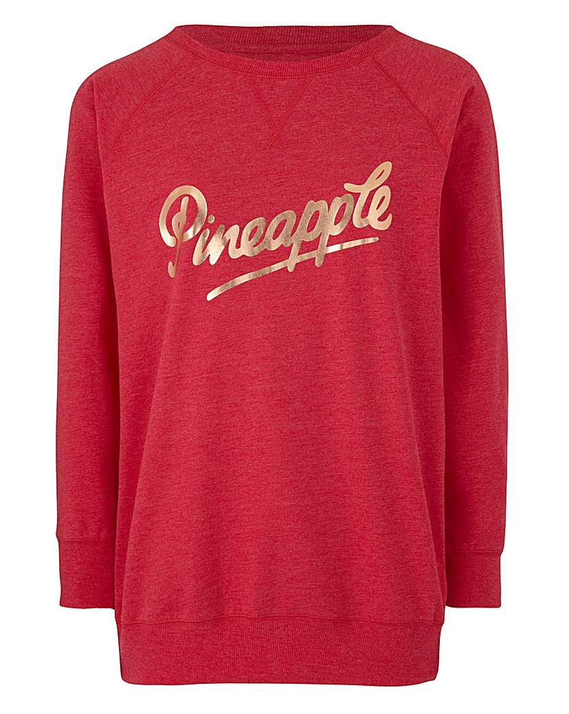 Image of Pineapple Oversized Sweater