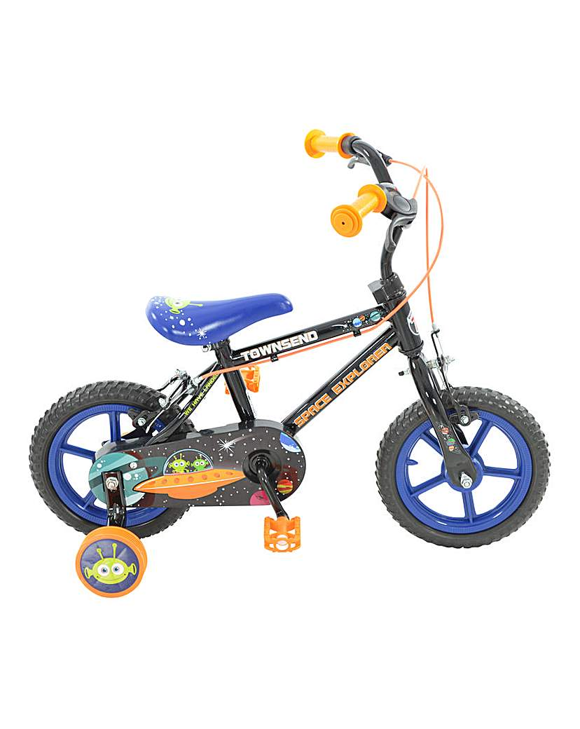 Image of Townsend Space Explorer 12in Boys Bike