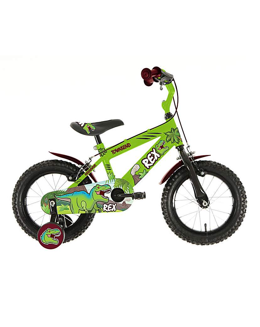 Image of Townsend Rex 14in Boys Bike