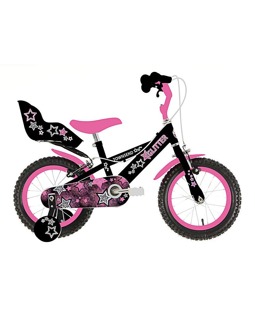 Image of Townsend Glitter 14in Girls Bike