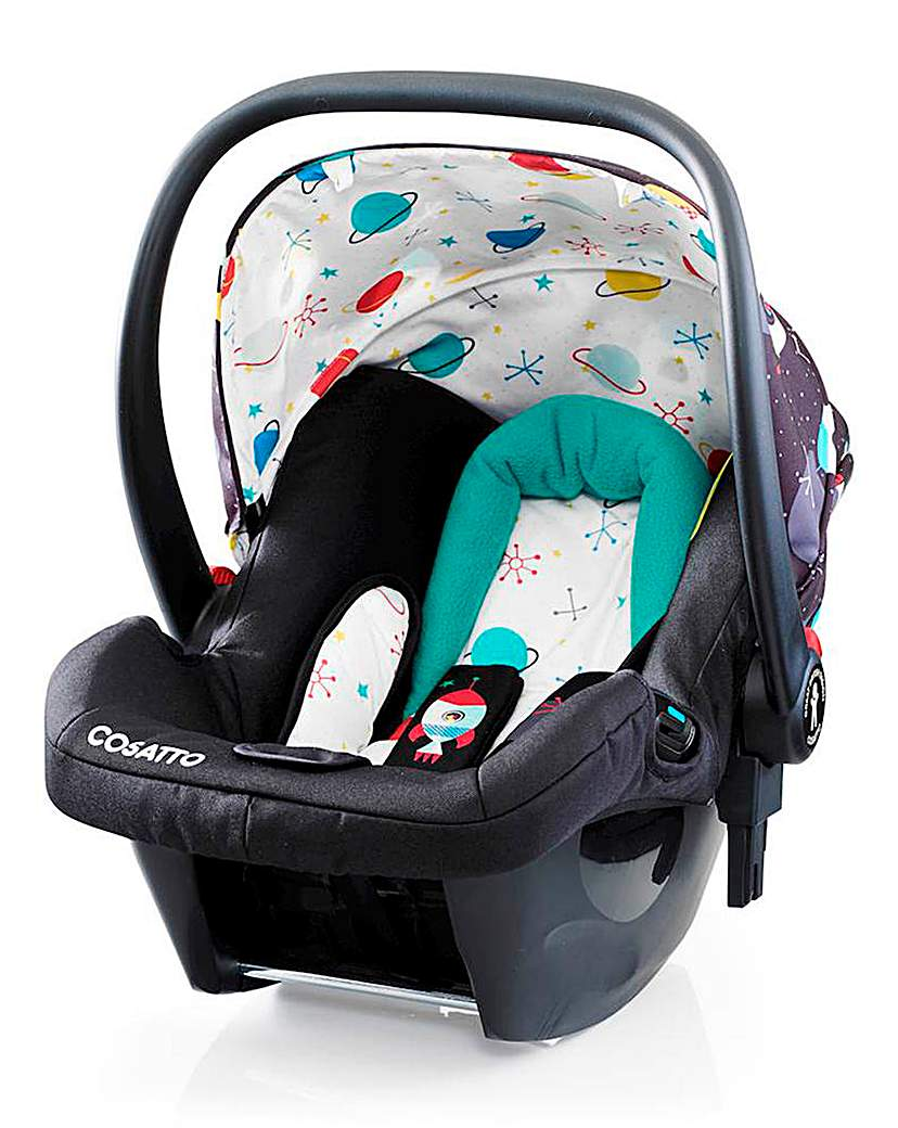 Image of Cosatto Hold 0 Car Seat - Space Racer