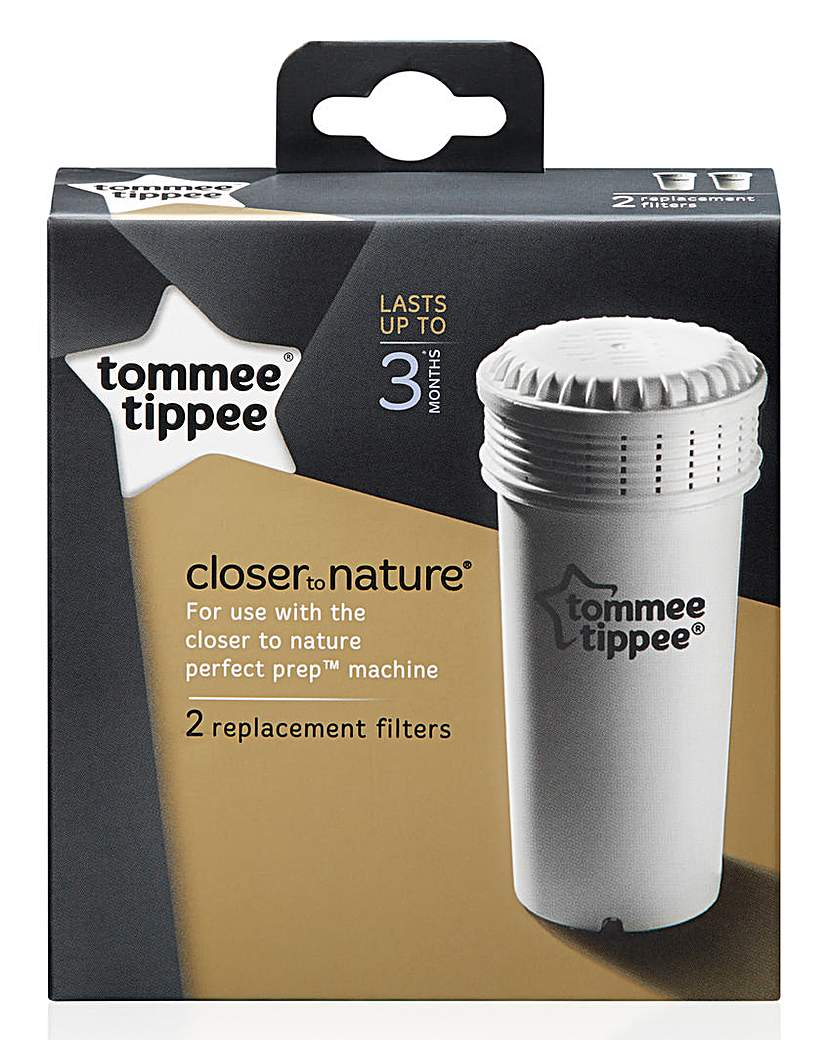 Image of Tommee Tippee Perfect Prep Twin Filter
