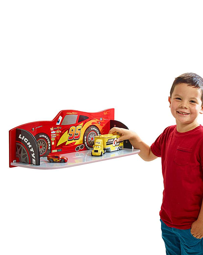 Image of Disney Cars Bookshelf