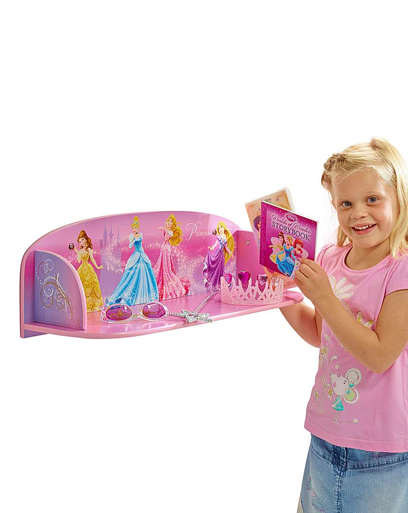 Image of Disney Princess Bookshelf