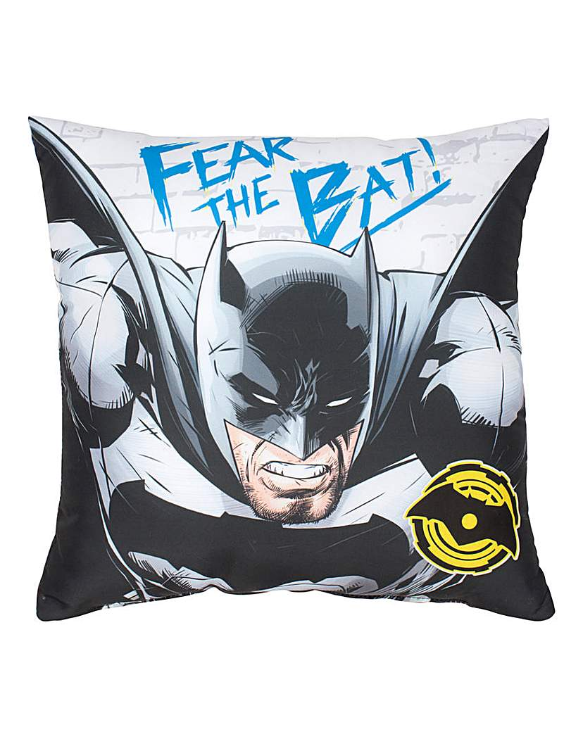 Image of Batman Vs Superman Clash Cushion