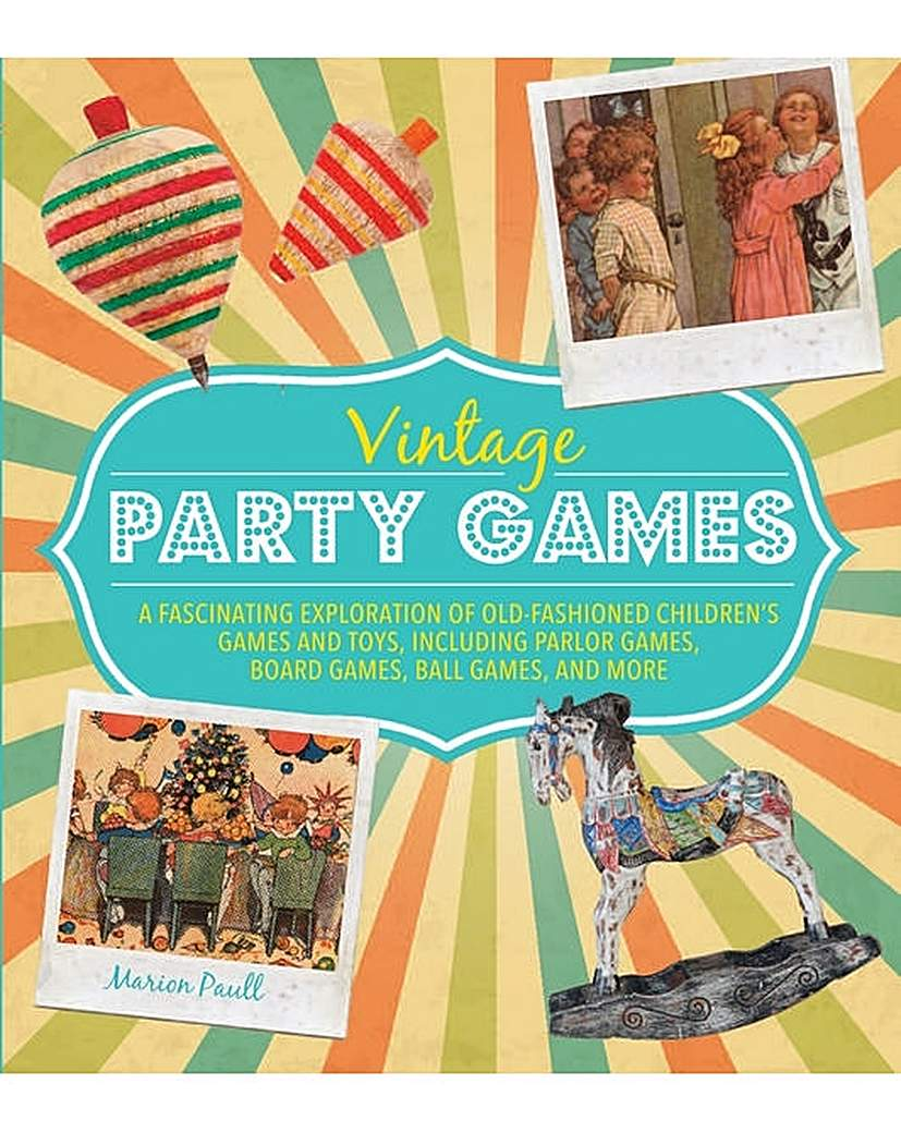 Product photo of Vintage party games