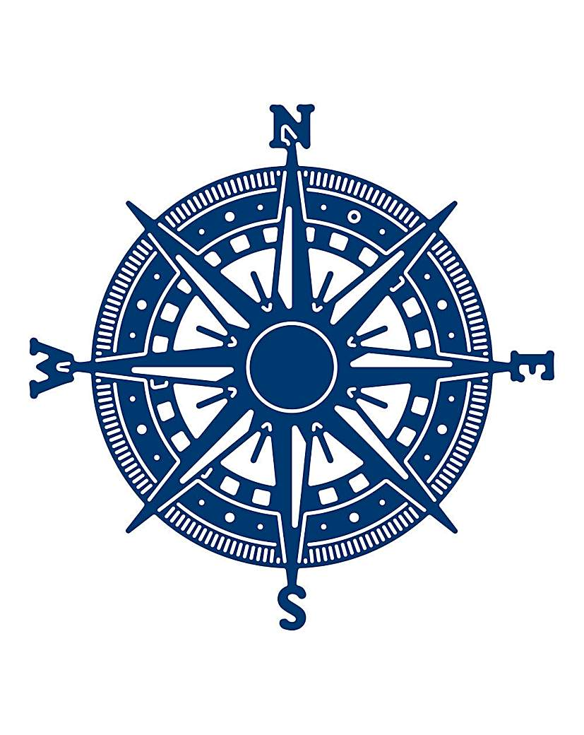 Tattered Lace Compass