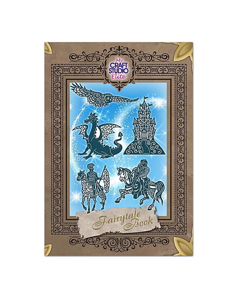 Image of My Craft Studio Fairytale Book CD-ROM