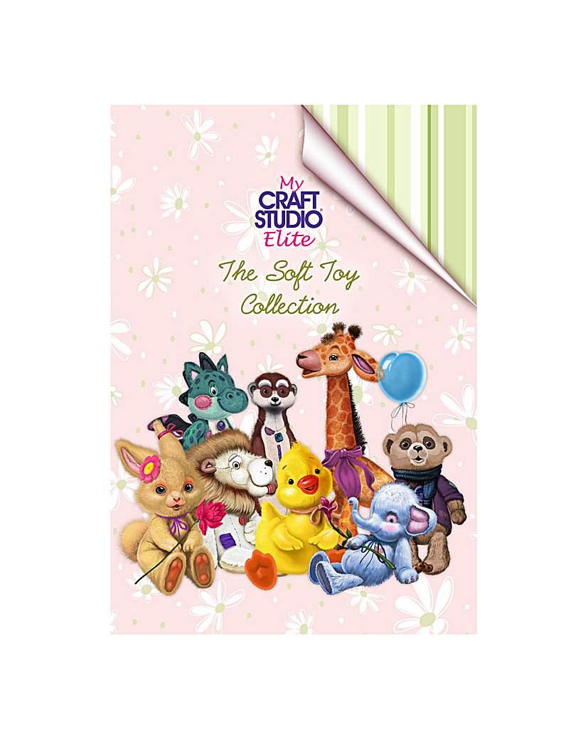 Image of My Craft Studio Soft Toy CD-ROM