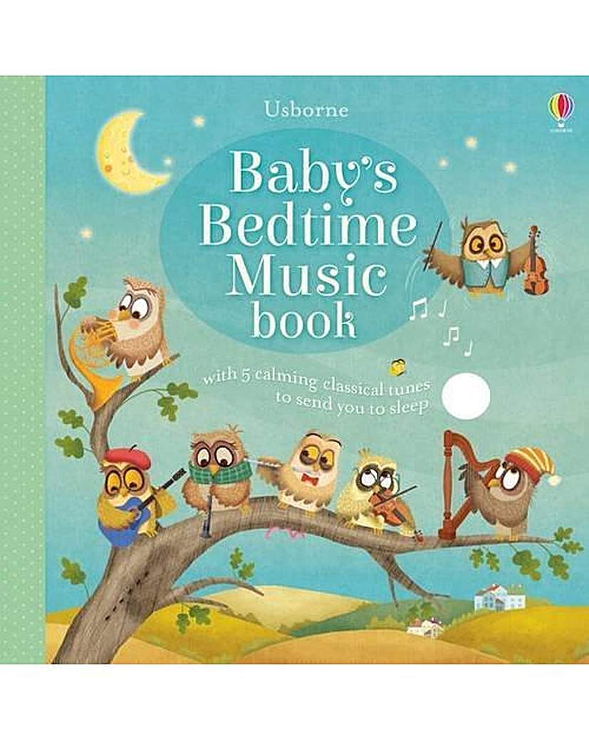 Image of Babys Bedtime Music Book