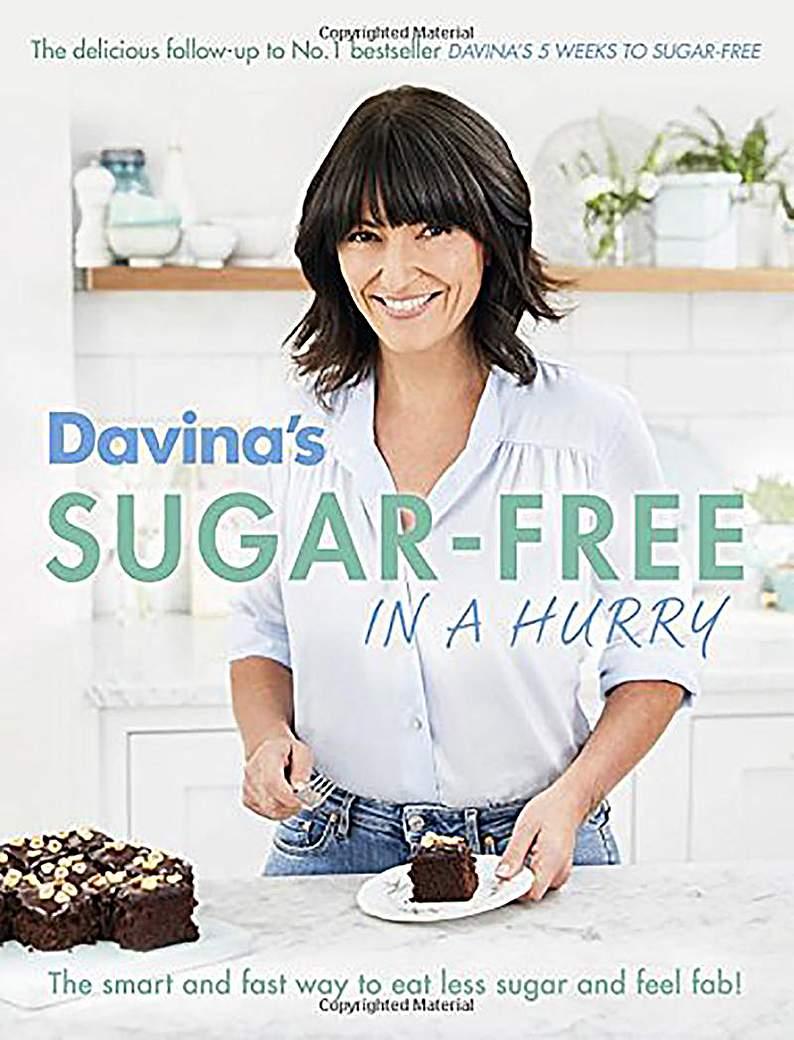 Image of Davina Sugar Free In A Hurry