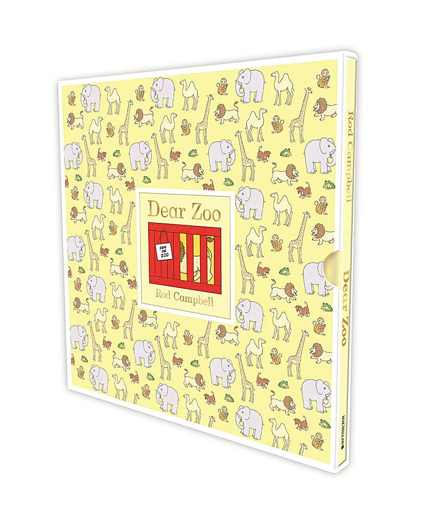 Image of Dear Zoo By Rod Campbell