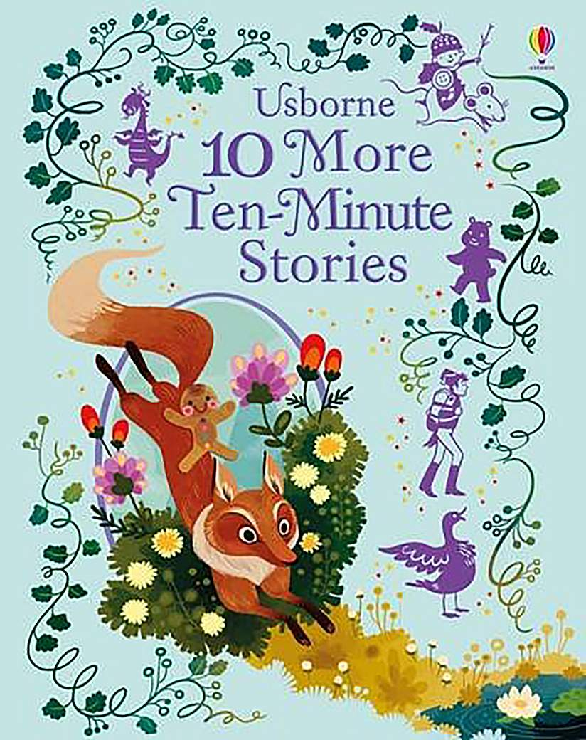 Image of 10 More Ten Minute Stories