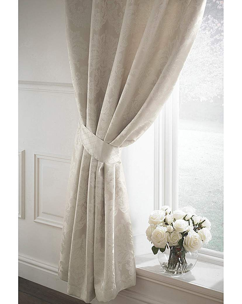 Image of Balmoral Lined Curtains & Tie Backs