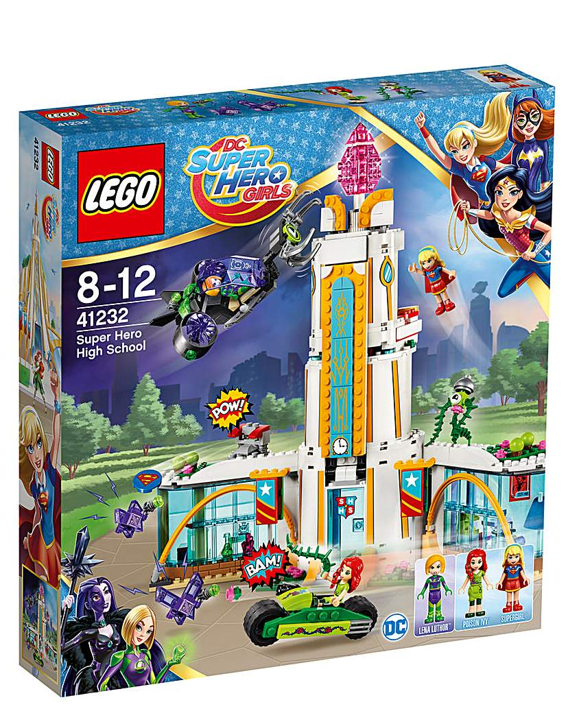 Image of LEGO DC Super Hero Girls High School