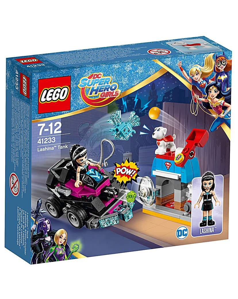 Image of LEGO DC Super Hero Girls Lashina Tank