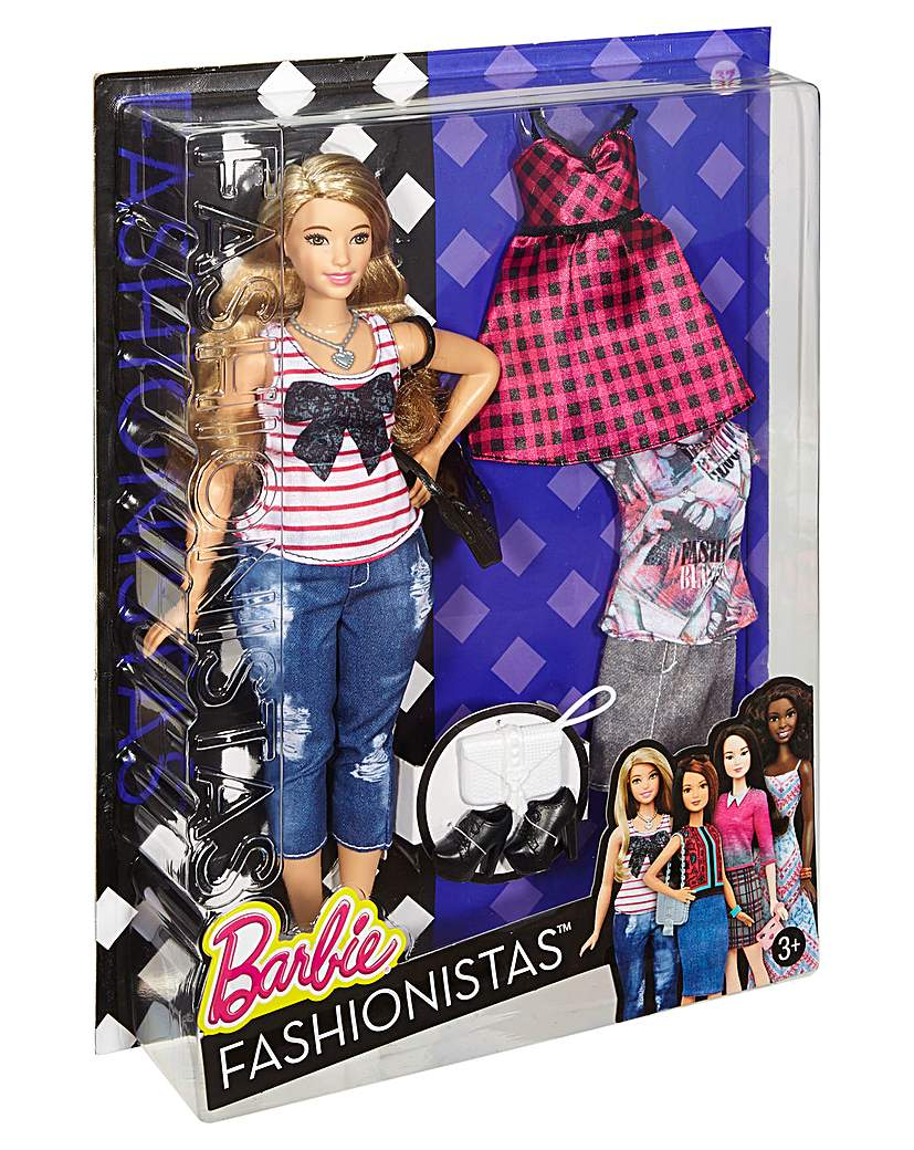 Image of Barbie Fashionista Everyday Chic Doll