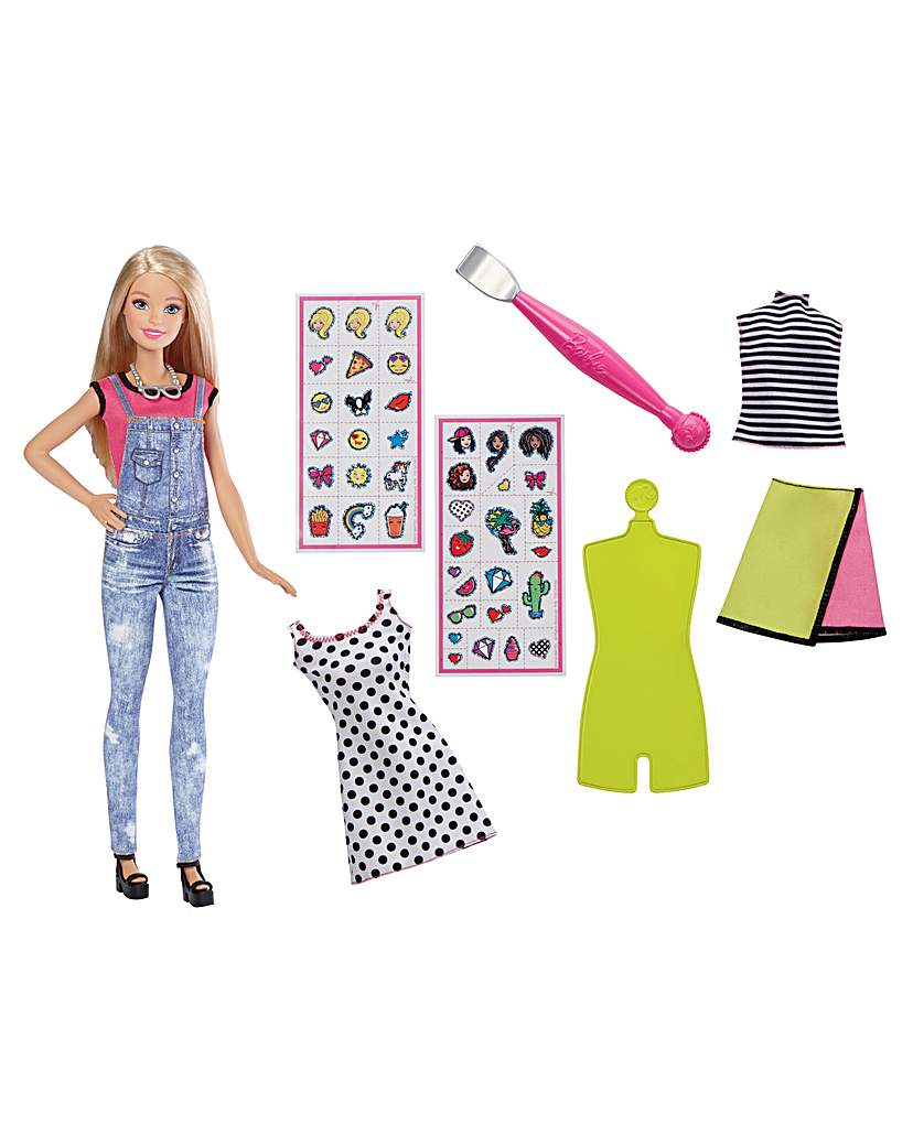 Image of Barbie D.I.Y Emoji Style
