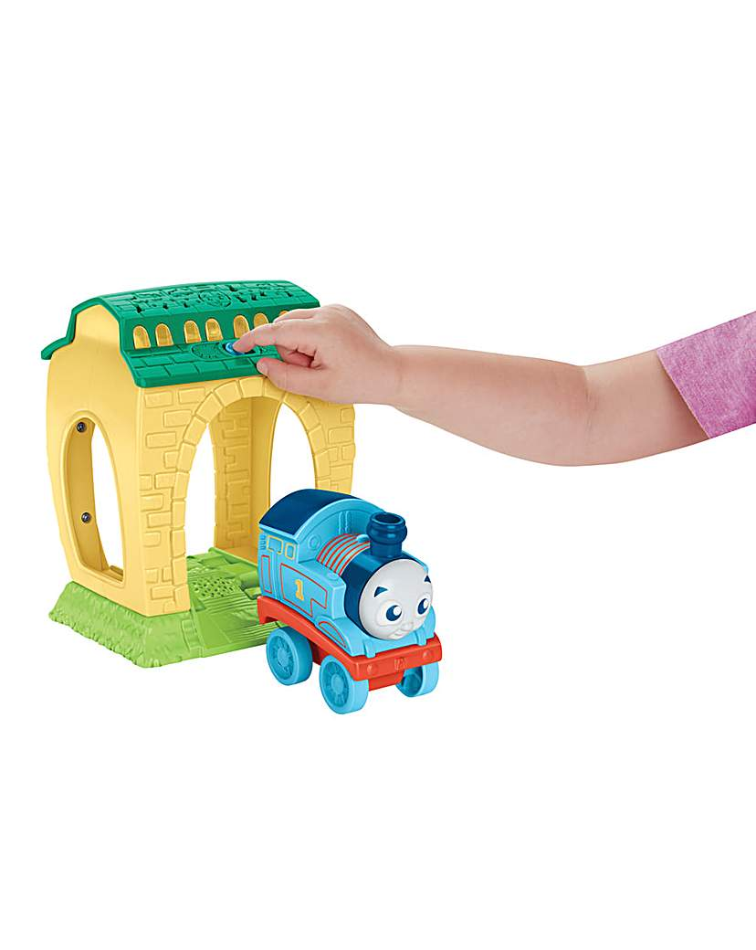 My First Get Up and Glow Thomas