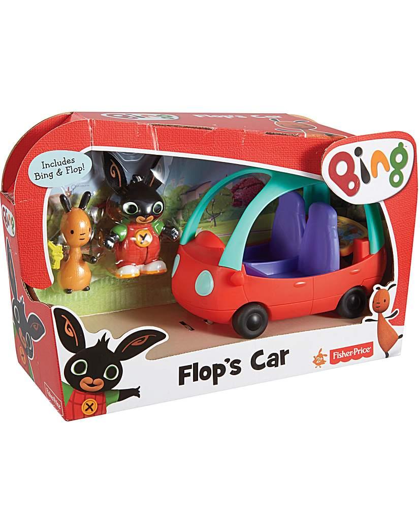 Image of Bing Bunny Bing Flops Car