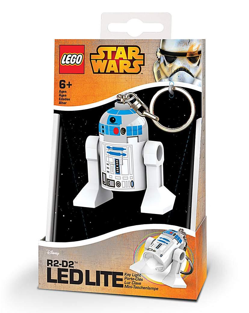 LEGO Star Wars R2D2 Key Light
