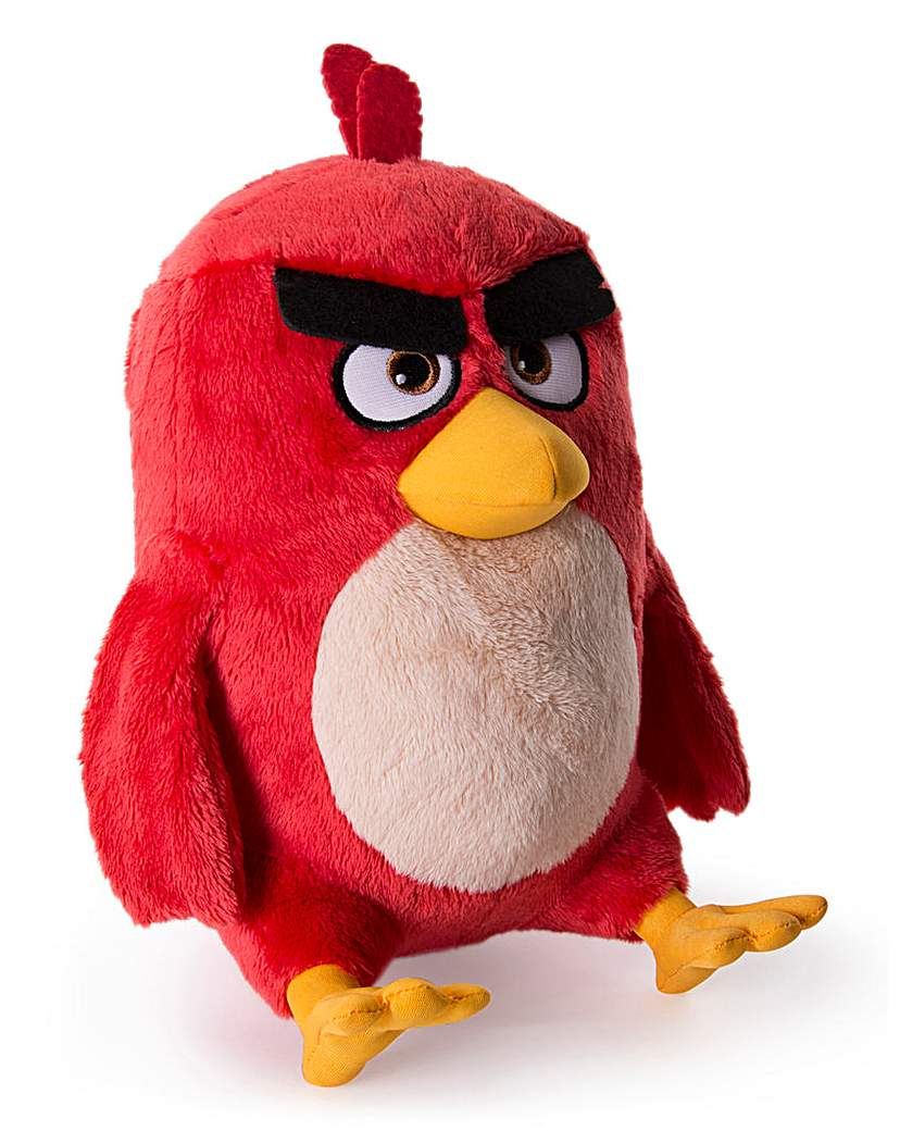 Image of Angry Birds Plush with Sounds
