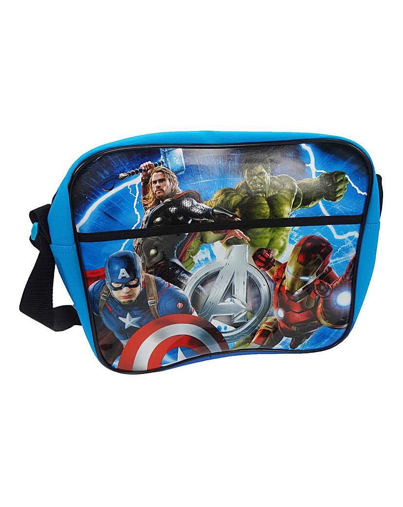 Image of Marvel Avengers Courier Bag