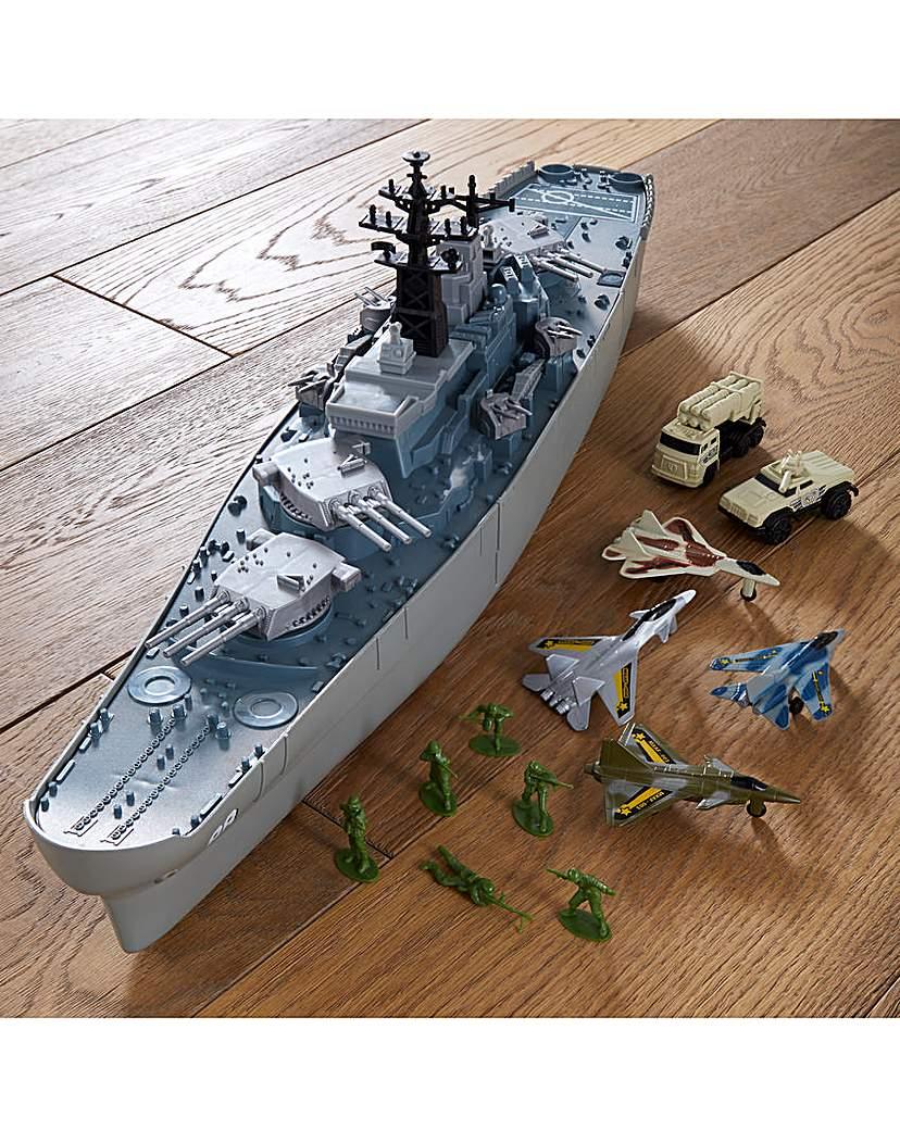 26 Inch Battleship