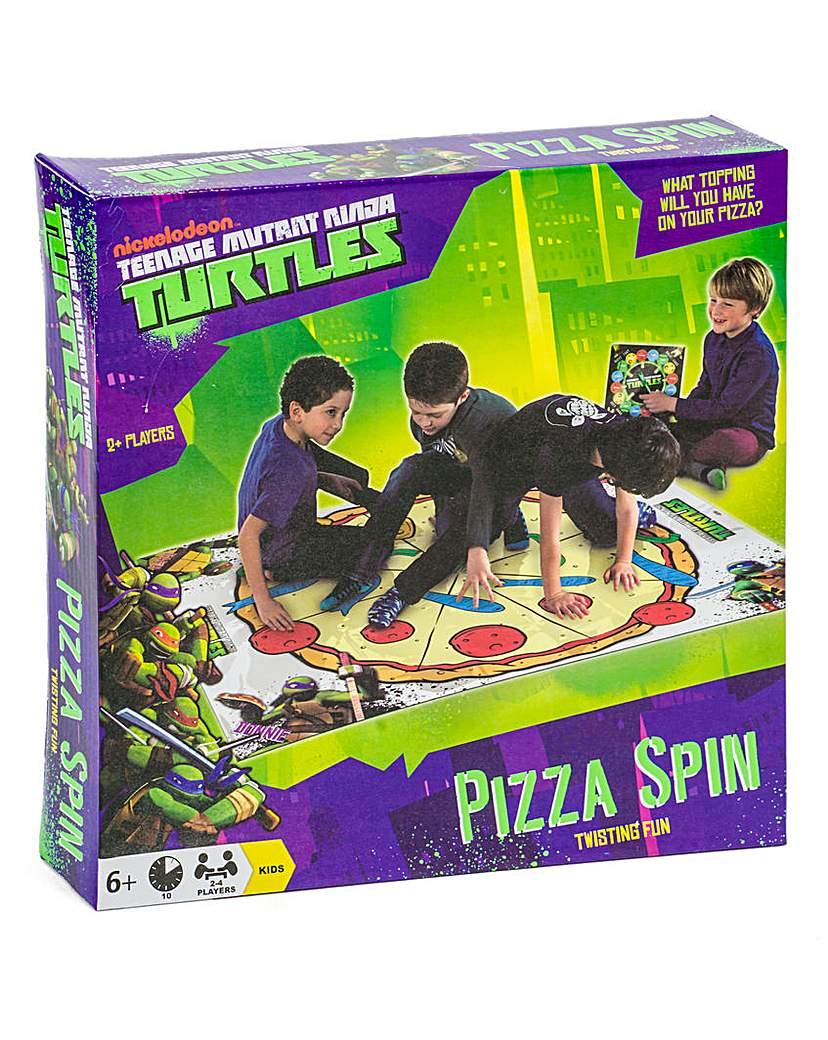 Teenage Mutant Ninja Turtles Spin Game