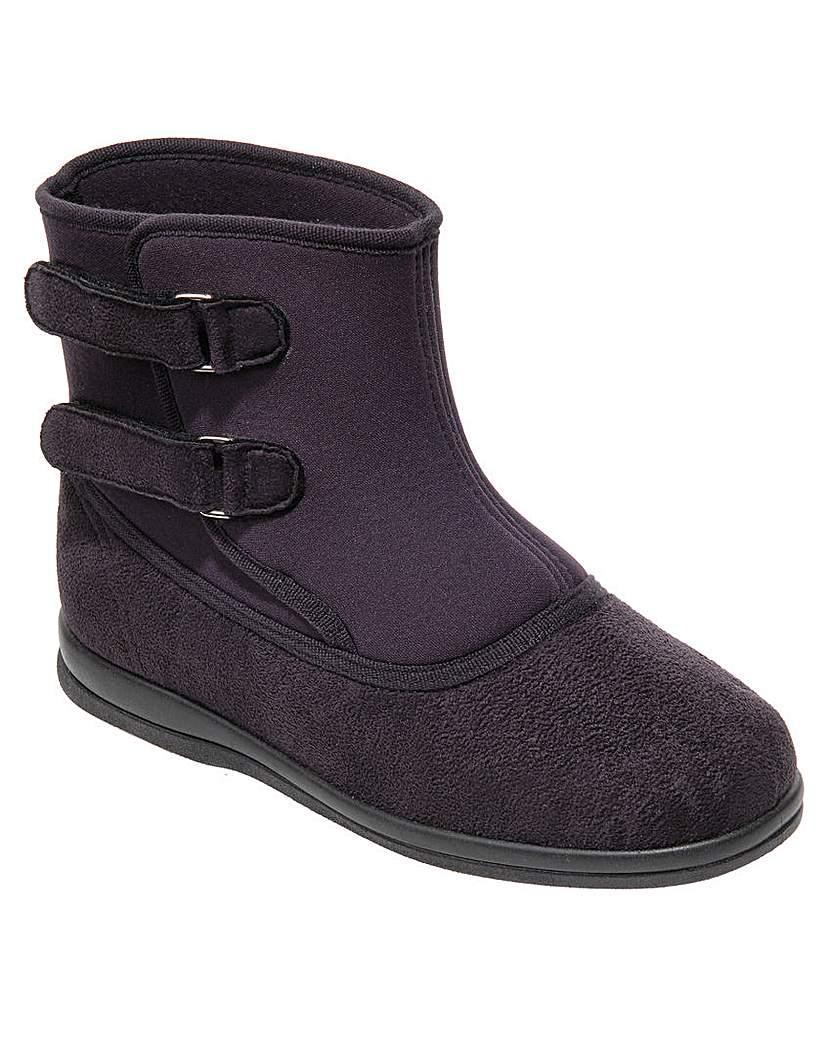 Cosyfeet Pixie Boot EEEEEE Fit