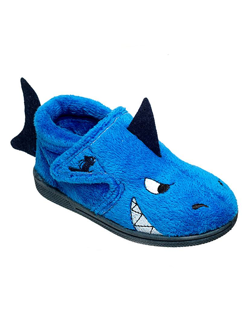 Image of Chipmunks Sharky Slippers