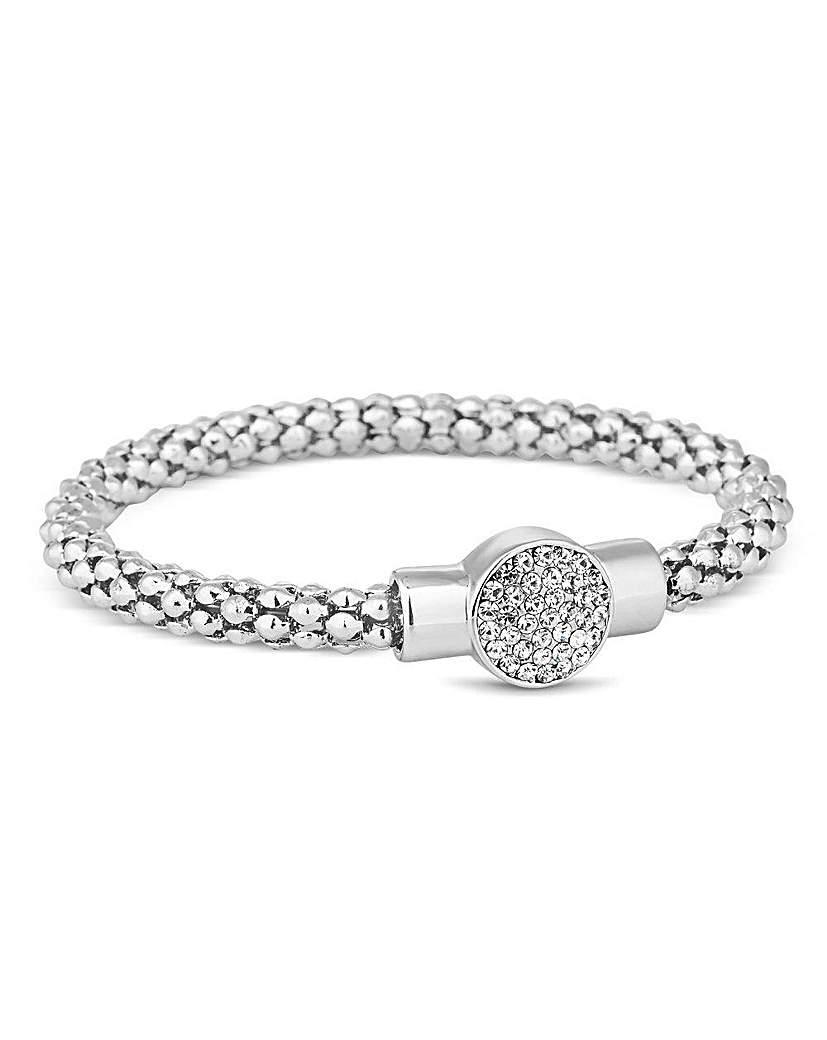 Jon Richard Crystal Magnetic Bracelet